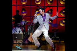 Million Dollar Quartet runs through Sunday, June 3, at Capitol Theatre.
