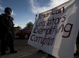 alec protestors