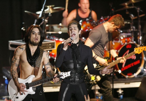 Jane's Addiction headline Tuesday at the Saltair.