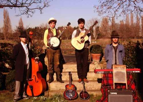 Mumford & Sons headline Wednesday at the Saltair.