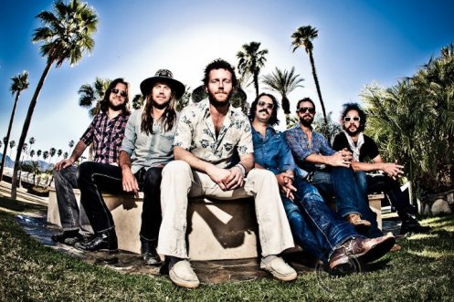 L.A. rockers Truth & Salvage Co. headline a free show at the Canyons in Park City on Saturday, Aug. 11.