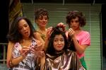 L-R: Manoly Farrell (Vanessa), Natalie Hill (Daniela), Emily Vasquez (Nina) and Ariana Escalante (Carla). Photo by Alexander Weisman