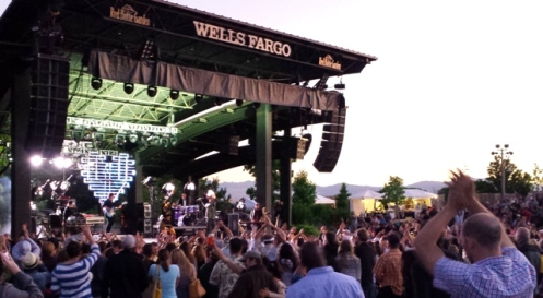Concert Review Fitz And The Tantrums At Red Butte Garden